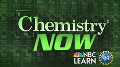 Chemistry Now - is an online video series that explains the science of common foods and objects.