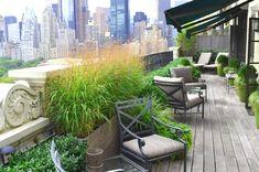 Central Park West Garden Jeffrey Erb Landscape Design NYC