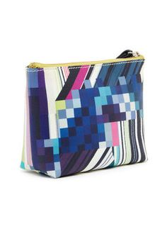 Spritzer Cosmetic Bag at Trina Turk in Market Street - The Woodlands