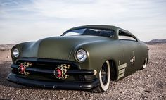 Cool Stuff We Like Here @ CoolPile.com ------- << Original Comment >> ------- TJ Lavin Ford Shoebox SEMA 2012