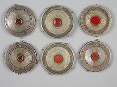Turkoman Silver Boxes
