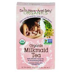 Organic Milkmaid Tea Box