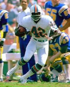 WR....Paul Warfield....Dolphins and Browns