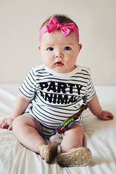 what abigail wore - party animal.