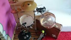 My cocktail drum set II