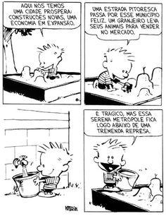 Calvin e Haroldo: Tirinha nº 10
