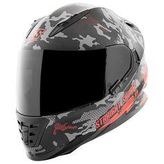 Speed and Strength SS1600 Straight Savage Helmet - 34
