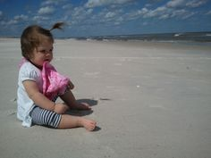 St. Augustine  State Park Beach.  Great day!