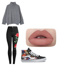 """""""Untitled #7"""" by camillesorg on Polyvore featuring Vans"""