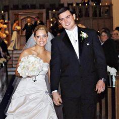 Elizabeth & Jim: A Formal Wedding in Fort Worth, TX
