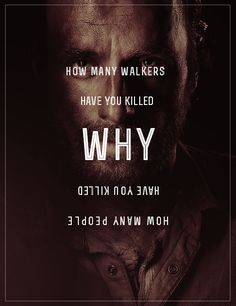 Three questions.  - More Walking Dead & Zombies - Visit Us https://www.facebook.com/ZombieCPC