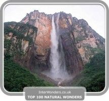 Angel Falls in Venezuela ~ (NatWonders)