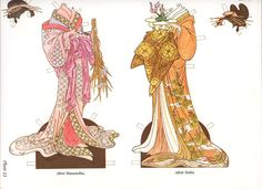 Japanesse Kimono clothes #12