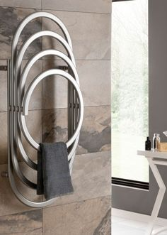 EOS™ Round - fine #italian #design #radiator which embodies style and versatility...only for your eyes! A new special #shape full of functionality in your #home Designed by Mario Talin #madeinitaly #iconic #brandnew #design #italy #interiordesign #radiators #towelwarmer #architecture #luxury