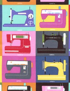 A Buyer's Guide to Your First Sewing Machine - essential reading for any beginner sewer! Find out which is the best machine for you!