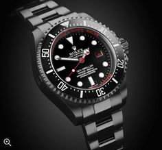 Rolex Deep Sea: Deep Red