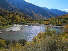 Utah Valley Family Adventures: Bell Canyon Reservoir - Hike in Sandy, Utah