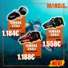 Yamaha, Aqua, Water