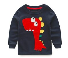 Like and Share if you want this  Toddler Boys Dinosaur Graphic Sweater   Tag a friend who would love this!   FREE Shipping Worldwide   Get it here ---> https://topkidzshop.com/toddler-boys-dinosaur-graphic-sweater/
