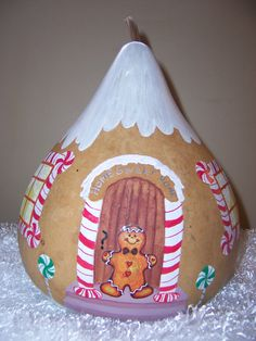 Gourd Rock Stone Bricks On Pinterest Gourds Gourd