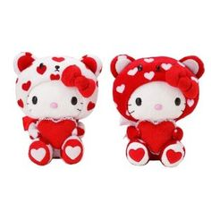 "Hello Kitty 8"" Plush: Heart (Random Style)"