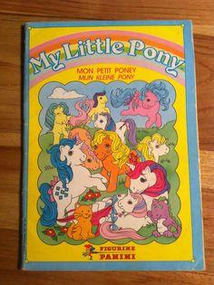 Mijn eerste Panini stickerboek