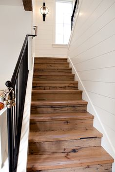 Déco cage escalier : 50 intérieurs modernes et contemporains