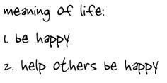 Uma espécie de mantra