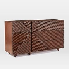 West Elm offers modern furniture and home decor featuring inspiring designs and colors. Create a stylish space with home accessories from West Elm. Bedroom Furniture, Modern Furniture, Bedroom Decor, Master Bedroom, 6 Drawer Dresser, Engineered Wood, West Elm, Espresso, Home Accessories