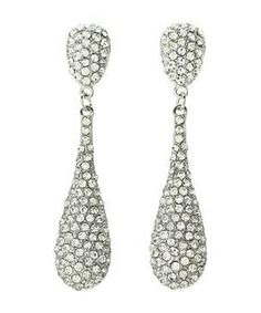 Nina E-Sydney Earrings #accessories  #jewelry  #earrings  https://www.heeyy.com/suggests/nina-e-sydney-earrings-silver/