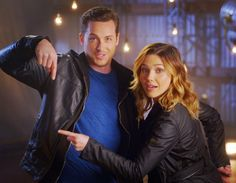 Chicago PD - Halstead and Lindsay