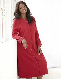 113b5c8d10 Snap-button robe - I like the purple one