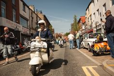 It's Sunday. lets have a ride to Scoots Suits and Boots Clean Living, Yorkshire, Sunday, Suits, Street, Shop, Domingo, Outfits, Roads