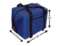 "NorChil Soft Cooler Bags - The Ultimate Soft Sided Cooler --> I read a forum post from someone who takes this bag sailing. She said this ""bag cooler/cooler bag will keep your food cold ALL WEEKEND LONG no matter how hot it is where you keep the bag."" --> Medium bag was $49.99 & ""buy 1 get 1 free"" when I priced it on 8/11/13."