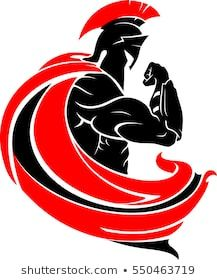 Shield Drawing, Warrior Drawing, Spartan Logo, Spartan Tattoo, Tatouage Assassins Creed, Armadura Do Batman, Spartan Warrior, Helmet Paint, Warrior Tattoos