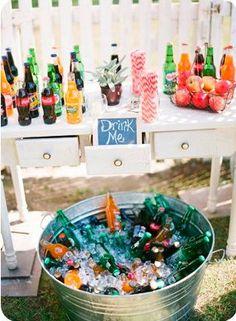 cute drink ideas