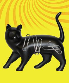 Another great find on #zulily! Cat Magnet #zulilyfinds