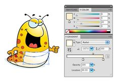 Mixing Colors in Adobe Illustrator « Illustration Info