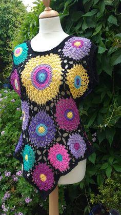 Crochet top www.facebook.com/designsbysonya