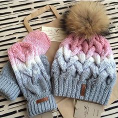 Knitting Projects, Crochet Projects, Knitting Patterns, Crochet Patterns, Crochet Cap, Knit Beanie Hat, Beanies, Knitting Accessories, Crochet Fashion