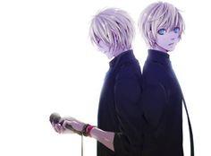 Kurusu Syo and Kaoru