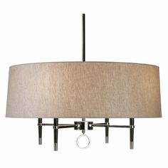 Ventana Single Shade Chandelier by Jonathan Adler  Our Price: $713.90