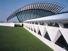 TGV Train Station, Lyon, France