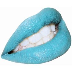 Blue Lipstick Matte Aqua Lt Turquoise-Tiffany-Blu-In Tube ($7.50) ❤ liked on Polyvore featuring beauty products, makeup, lip makeup, lipstick, lips, fillers, beauty, blue lipstick, turquoise lipstick and lips makeup