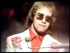 Elton John's Nudie Suit