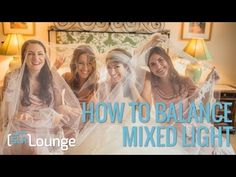 How To Balance Mixed Light | Advanced Lightroom CC Processing - YouTube