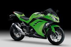 Мотоциклы — Kawasaki — Ninja 300