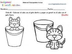 Cuadernillo complementario para 4 años, Educación Preescolar (16)