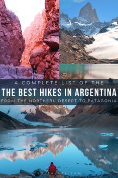 argentina patagonia trekking hiking salute torres hikes chile paine where treks best del the sol The 14 Best Hikes in Argentina Sol Salute The best hikes in Argentina Where to go hiking inYou can find Argentina and more on our website South America Destinations, South America Travel, Travel Destinations, Holiday Destinations, Travel Tips, Visit Argentina, Argentina Travel, Patagonia Hiking, Chile Patagonia