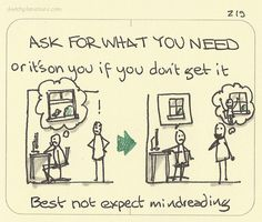 Sketchplanations Ask for what you need. Jump taught me this. The frame change for me was that you̵. Thinking Skills, Critical Thinking, Behavioral Economics, Behavioral Science, Think And Grow Rich, Employee Engagement, Emotional Intelligence, Self Development, Social Skills